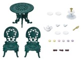 Calico Critters, Tea and Treat Set