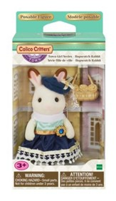 Calico Critters, Stella Hopscotch Rabbit