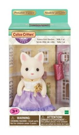 Calico Critters, Lulu Silk Cat