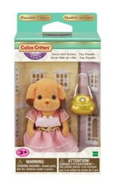 Calico Critters, Laura Toy Poodle