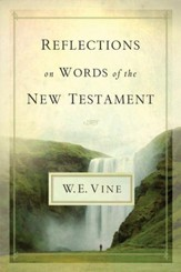Reflections on Words of the New Testament - eBook