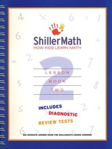 ShillerMath Lesson Book 2