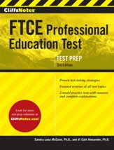 CliffsNotes FTCE Professional  Education Test, Updated