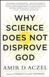 Why Science Does Not Disprove God [Paperback]