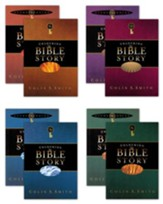 Unlocking the Bible Story Series with Study Guides - eBook