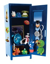Boy Talk Locker Toy