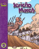 A Reason For Reading, Level D: Jericho March
