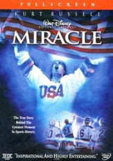 Miracle, DVD