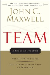 Maxwell 2 in 1: (Winning With People/17 Indisputable Laws): (Winning With People/17 Indisputable Laws) - eBook