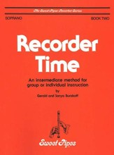Recorder Time, Book 2