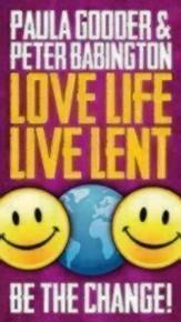 Love Life, Live Lent booklet: Transform Your World -Adult