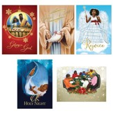 Christmas Card Assortment, Box of 15