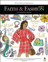 Faith & Fashion Coloring Book, Volume 1