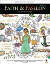 Faith & Fashion Coloring Book, Volume 2