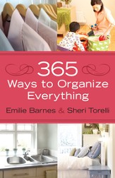 365 Ways to Organize Everything - eBook
