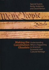 Making the Constitution Obsolete, DVD