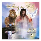 2018 Walking by Faith Calendar