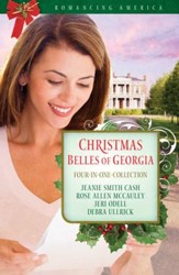 Christmas Belles of Georgia - eBook
