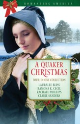 A Quaker Christmas - eBook