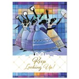 Keep Looking Up Encouragement Cards, Box of 6
