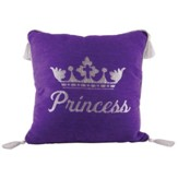 Princess Pillow, Large, Purple