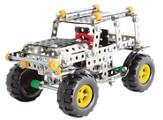 Steel Works, Mechanical 4x4 Vehicle