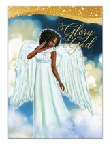 Glory to God, Angel, Christmas Cards, Box of 15