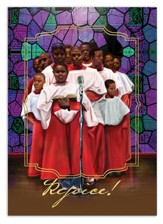 Rejoice Choir, Christmas Cards, Box of 15