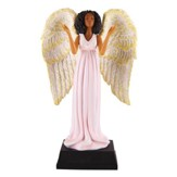 Pink Angel Figurine