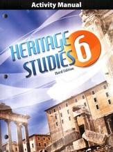 BJU Heritage Studies Grade 6 Student  Activity Manual (3rd Edition)