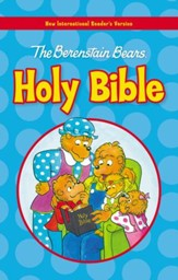 The Berenstain Bears Holy Bible, NIrV - eBook