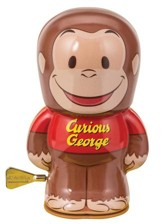 Curious George Bebot