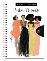 2018 Sister Friends Weekly Planner