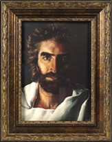 Prince of Peace, Easel Back Framed Print