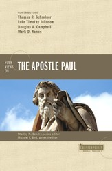 Four Views on the Apostle Paul - eBook