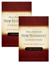 1 & 2 Corinthians: The MacArthur New Testament Commentary  - eBook