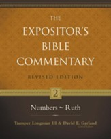 The Expositor's Bible Commentary: Numbers-Ruth, Revised Edition  - Slightly Imperfect