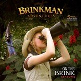 The Brinkman Adventures Season 1 (12 Episodes on 4 Audio CD'  s)