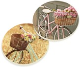 Bike Car Coasters, Set of 2