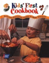 Kids' First Cookbook: Delicious Nutritious Treats to  Make Yourself!