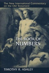 Book of Numbers: New International Commentary on the Old  Testament (NICOT)