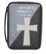 For God So Loved the World, Bible Cover, Medium