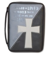 For God So Loved the World, Bible Cover, Large