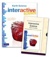 Interactive Science: Earth Science (Grade 6) Homeschool Bundle