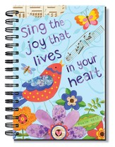 Sing the Joy That Lives In Your Heart, Bird Journal