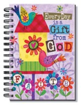Everyday Is A Gift From God, Birdhouse Journal