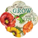 All Things Grow With Love, Door Hanger