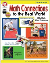 Mark Twain Math Connections to the Real World, Grades 5-8