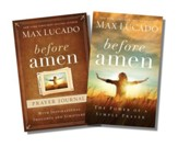 Before Amen (Book and Journal)