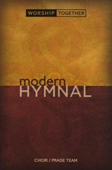Worship Together Modern Hymnal -  Choir/Praise Team Book - Slightly Imperfect